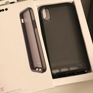 Tech21 Evo Elite iPhone case for iPhone X